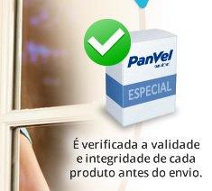 é verificada a validade e integridade de cada produto antes do envio.