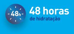 48 horas de hidratação