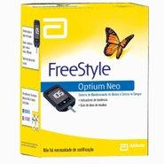 Kit Monitor De Glicemia Freestyle Optium Neo