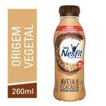 Bebida De Aveia E Cacau Integral Nesfit 260 Ml