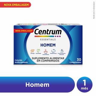 Centrum Essentials Homem 30 Comprimidos Revestidos