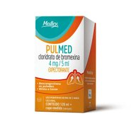 Pulmed Pediatrico 4mg-5ml Frasco Com 120ml