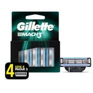 Carga Para Aparelho De Barbear Gillette Mach3 Regular Leve 4 Pague 3