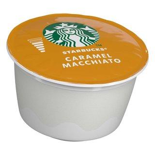 Café Em Cápsula Starbucks Dolce Gusto Caramel Macchiato 12 Cápsulas