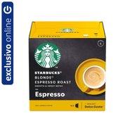 Café Em Cápsula Starbucks Blonde Espresso Roast 12 Cápsulas
