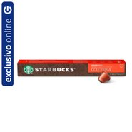 Cafe Em Capsula Starbucks Nespresso Single-Origin Coffee Colombia 10 Capsulas