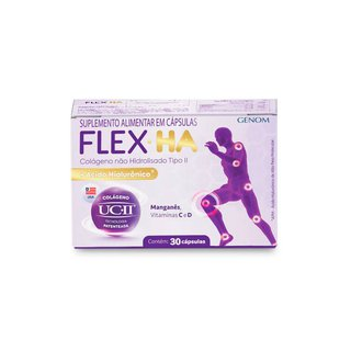 Colageno Flex Ha 30 Capsulas