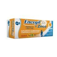Vitamina C Energil Zn Ems 1g + 10mg 10 Comprimidos Efervescentes