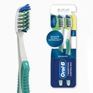 Escova Dental Oral-b 7 Benefícios Control-bac Com 2 Unidades