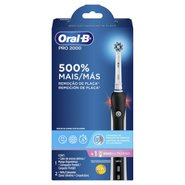 Escova Dental Eletrica Oral-b Pro 2000 220v