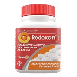 Vitamina C Redoxon 500mg 30 Comprimidos