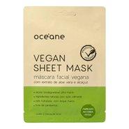 Máscara Facial Oceane Folha Vegana 1 Unidade