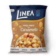 Pipoca Caramelo Linea 50g