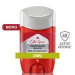 Desodorante Stick Old Spice Antitranspirante Proteção Épica Lenha 50g