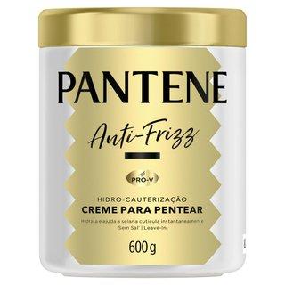 Creme Para Pentear Pantene Anti-frizz 600g