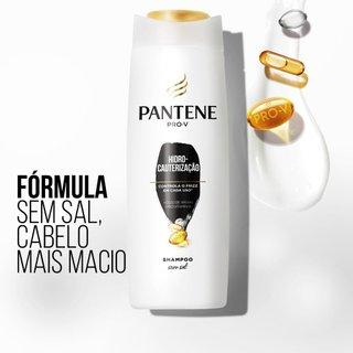 Kit Pantene Hidro-cauterização Shampoo 350ml + Condicionador 3 Minutos Milagrosos 170ml