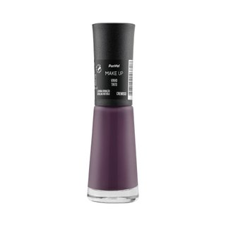 Esmalte Panvel Make Up Cremoso Vinho Tinto 8ml