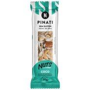Barra De Nuts Pinati Coco 30g