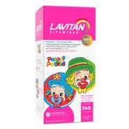 Lavitan Kids Tutti-frutti 240ml