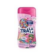 Shampoo Infantil Trá Lá Lá Kids Meninas 2 Em 1 250ml