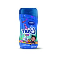 Shampoo Infantil Trá Lá Lá Kids Meninos 2 Em 1 250ml