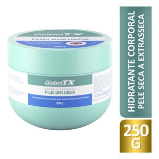 Creme Hidratante Goicoechea Diabet Tx Plus 10% Ureia 250g
