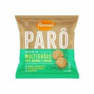 Biscoito Flormel Paro Multigrãos 40g