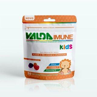 Valda Imune Kids 30 Gomas