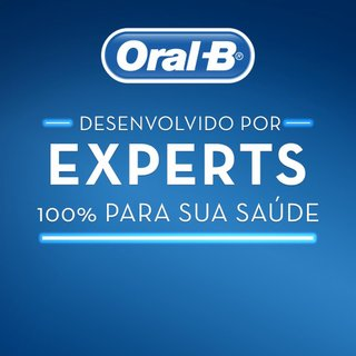 Kit Creme Dental Oral-b 100% Com 3 Unidades 50g Cada