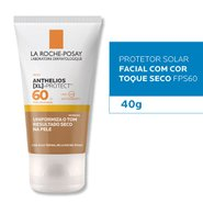 Protetor Solar Anthelios Xl Protect Cor Morena Fps60 40g