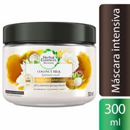 Máscara De Tratamento Herbal Essences Bio Renew Hidratação Com Leite De Coco 300ml