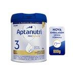 Fórmula Infantil De Seguimento Aptanutri Profutura 3 800g
