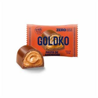 Bombom Chocolate Gold Ko Pasta De Amendoim Zero Açúcar 13,5g