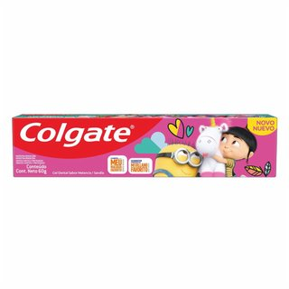 Gel Dental Colgate Smiles Agnes E Fluffy 60g