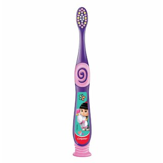 Escova Dental Colgate Smiles Agnes E Fluffy De 2 À 5 Anos Com 2 Unidades