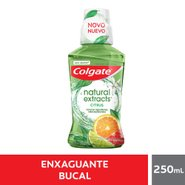 Enxaguatório Bucal Colgate Natural Extracts Citrus 250ml