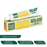 Creme Dental Boni Natural Hortelã E Cúrcuma 90g