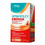 Vitamedley Energia 30 Capsulas