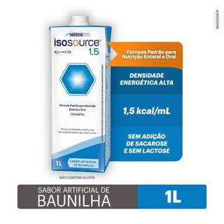 Isosource 1.5 Baunilha 1000ml