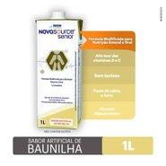 Nutrição Enteral Novasource Senior Baunilha 1l