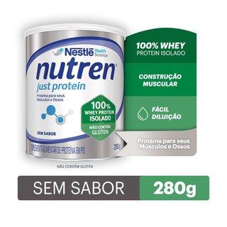 Nutren Just Protein Lata 280g