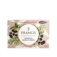 Sabonete Barra Francis Classico Rosa Negra 90g