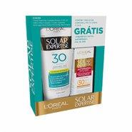 Kit Protetor LOreal Supreme Protect 4 Fps30 200ml Gratis Facial Solar Expertise Antirrugas Fps30 25