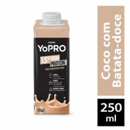 Yopro Coco E Batata Doce 250ml