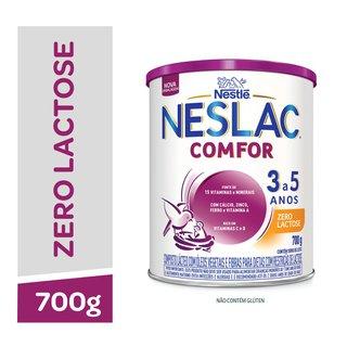 Composto Lácteo Neslac Comfor Zero Lactose 700g