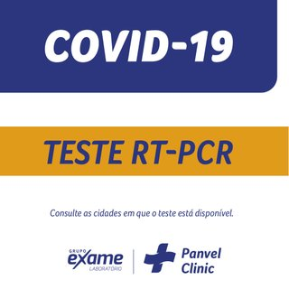 Teste Covid - 19 Rt - Pcr Grupo Exame