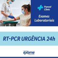 Teste Covid - 19 Rt - Pcr Urgência 24h Grupo Exame