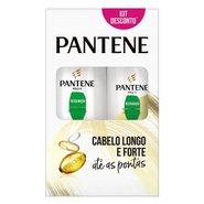 Kit Pantene Restauração Profunda Shampoo 350ml + Condicionador 175ml