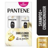 Kit Pantene Hidro-Cauterizacao Shampoo 350ml + Condicionador 175ml