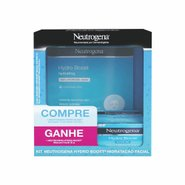 Kit Neutrogena Hydro Boost Hidratante Facial Water Gel 50g + Grátis Máscara Facial 30g